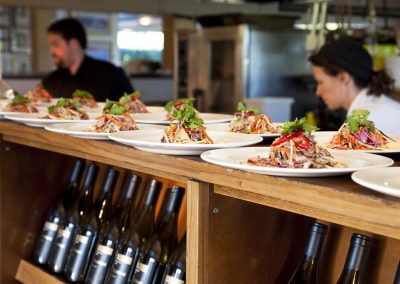 Lunches at Rochford Wines