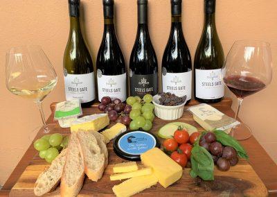 YV Steeles Gate Wine & Cheese